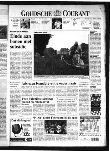 Goudsche Courant 2001-08-20