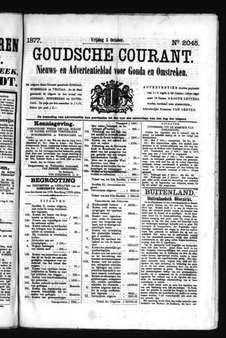 Goudsche Courant 1877-10-05