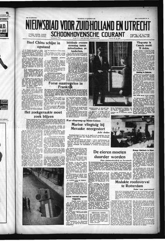 Schoonhovensche Courant 1957-08-12