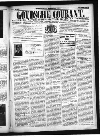 Goudsche Courant 1934-11-22