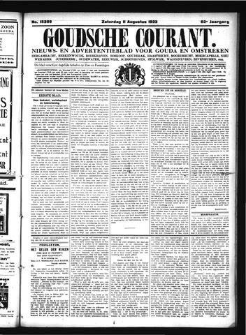 Goudsche Courant 1923-08-11