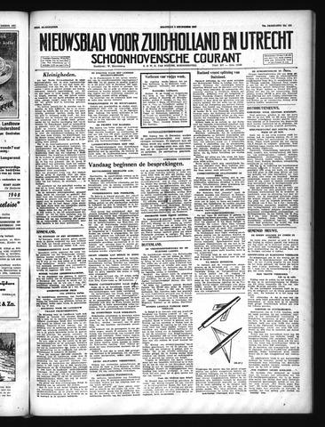 Schoonhovensche Courant 1947-12-08