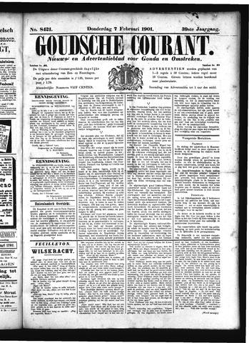 Goudsche Courant 1901-02-07