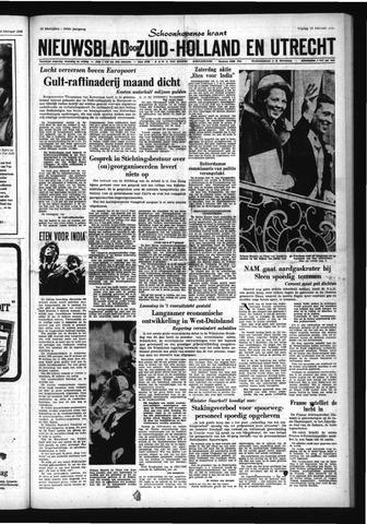 Schoonhovensche Courant 1966-02-18