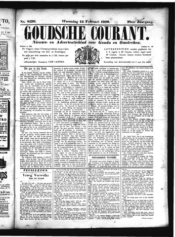 Goudsche Courant 1900-02-14