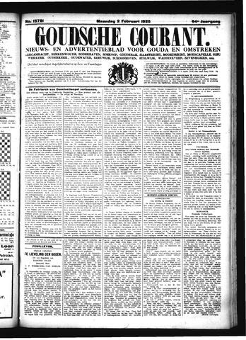 Goudsche Courant 1925-02-02