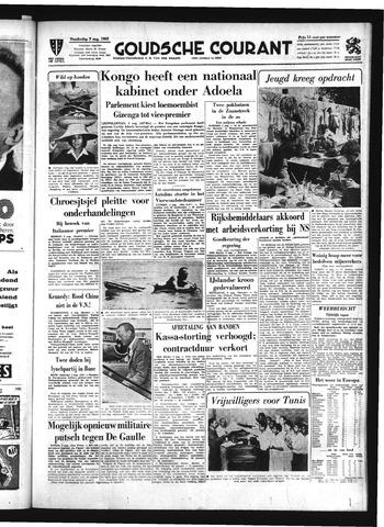 Goudsche Courant 1961-08-03