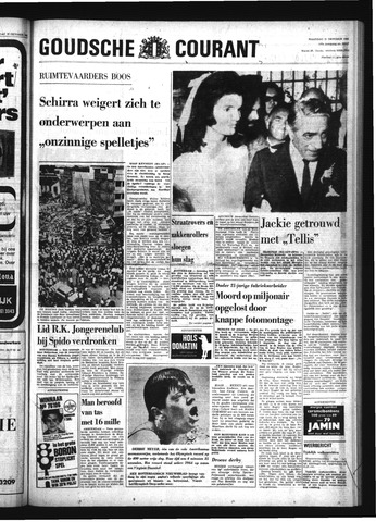 Goudsche Courant 1968-10-19