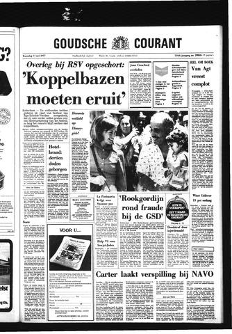 Goudsche Courant 1977-05-11