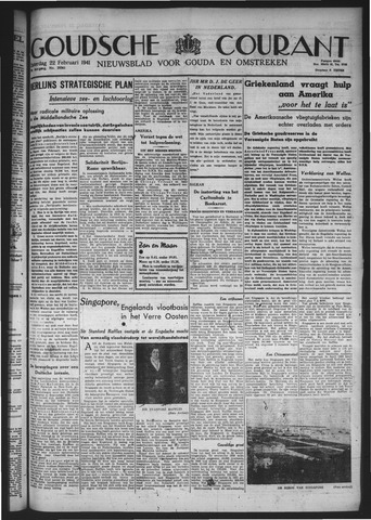 Goudsche Courant 1941-02-22
