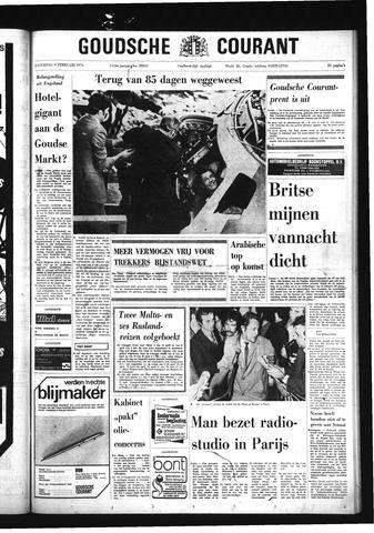 Goudsche Courant 1974-02-09