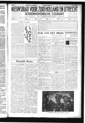 Schoonhovensche Courant 1934-03-30