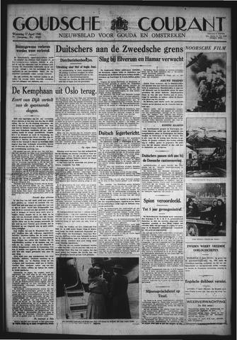 Goudsche Courant 1940-04-17