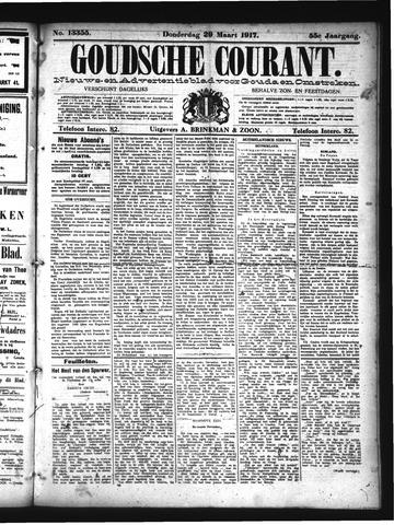 Goudsche Courant 1917-03-29