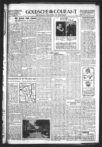 Goudsche Courant 1944-06-29