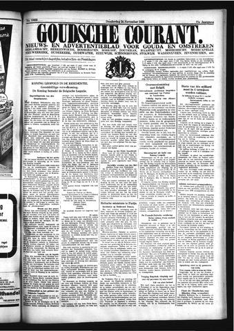 Goudsche Courant 1938-11-24