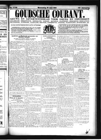 Goudsche Courant 1931-06-10