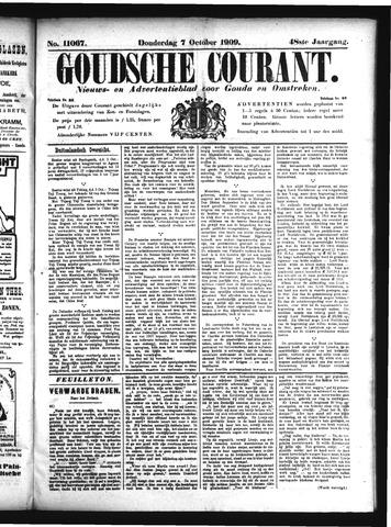 Goudsche Courant 1909-10-07