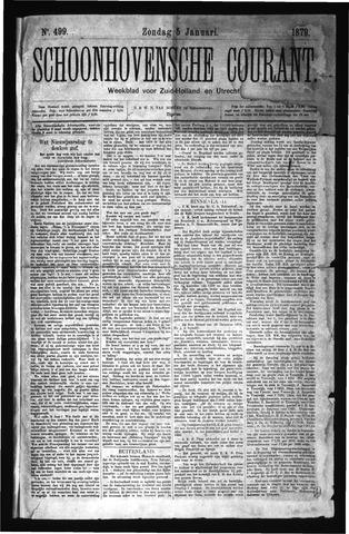 Schoonhovensche Courant 1879-01-05