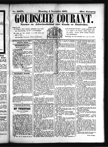 Goudsche Courant 1907-11-04