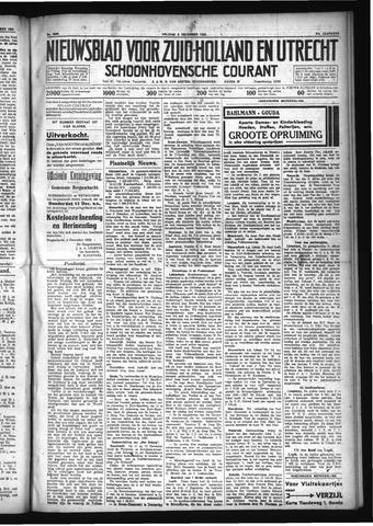 Schoonhovensche Courant 1929-12-06
