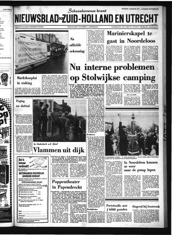 Schoonhovensche Courant 1977-08-01