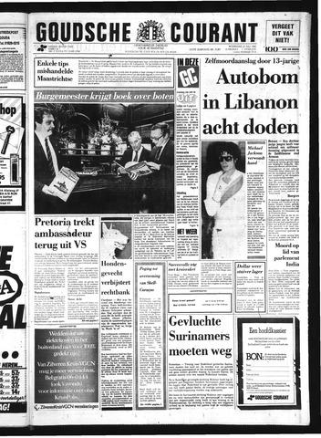 Goudsche Courant 1985-07-31