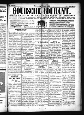 Goudsche Courant 1930-06-18