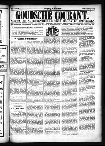 Goudsche Courant 1930-05-09