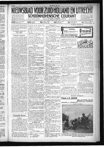 Schoonhovensche Courant 1931-06-12