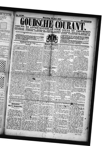 Goudsche Courant 1928-06-25