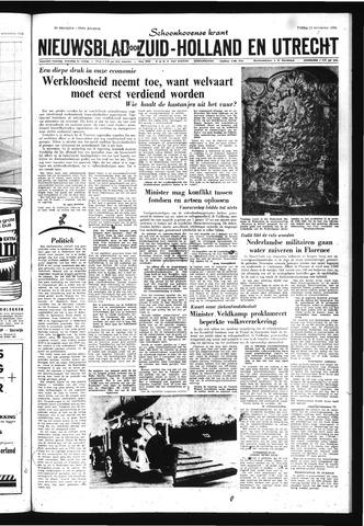Schoonhovensche Courant 1966-11-11