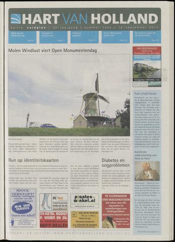 Hart van Holland - Editie Zuidplas 2011-09-14