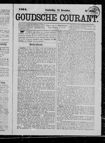 Goudsche Courant 1864-12-22