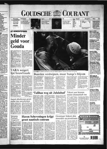 Goudsche Courant 2001-11-14
