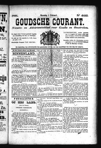 Goudsche Courant 1891-02-02