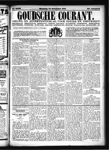 Goudsche Courant 1925-11-23