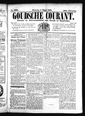 Goudsche Courant 1906-03-05