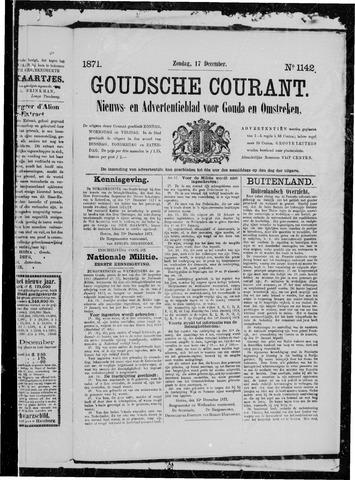 Goudsche Courant 1871-12-17