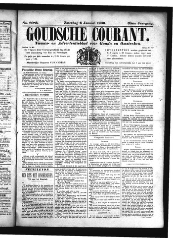 Goudsche Courant 1900-01-06