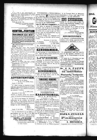 Goudsche Courant 1884-07-19
