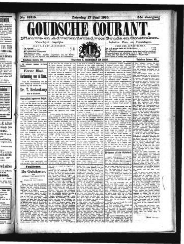 Goudsche Courant 1916-06-17