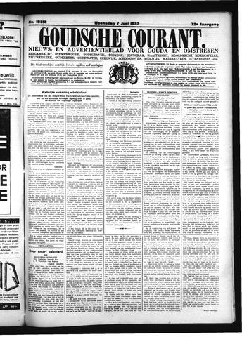 Goudsche Courant 1933-06-07