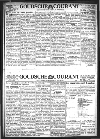 Goudsche Courant 1944-09-28