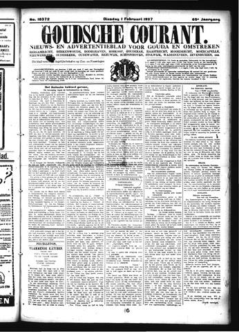 Goudsche Courant 1927-02-01