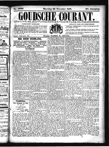 Goudsche Courant 1918-11-25