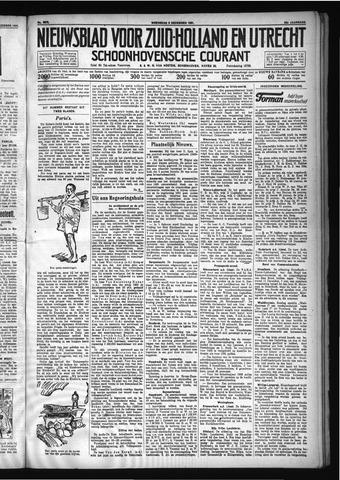Schoonhovensche Courant 1931-12-09
