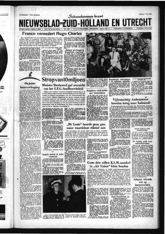 Schoonhovensche Courant 1964-07-03