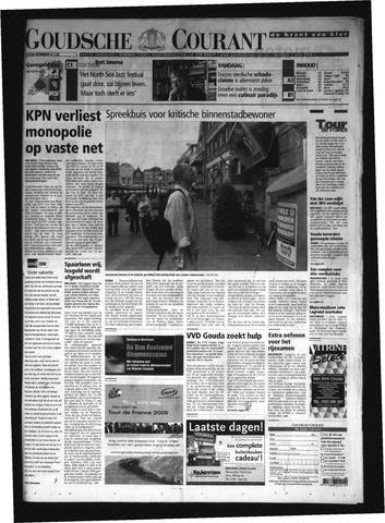 Goudsche Courant 2005-07-01
