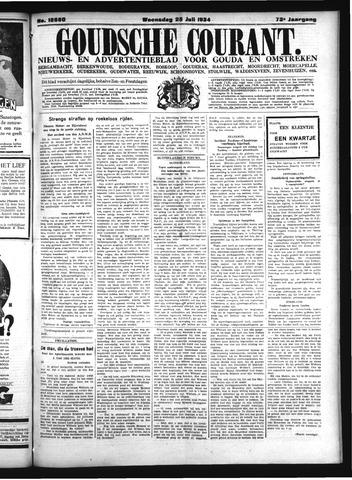 Goudsche Courant 1934-07-25
